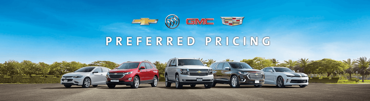 GM Preferred Pricing | Mike Fair Chevrolet Buick GMC Cadillac