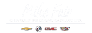 Mike Fair Chevrolet Buick GMC Cadillac Logo